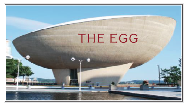 The Egg (Empire State Plaza) – Albany, NY