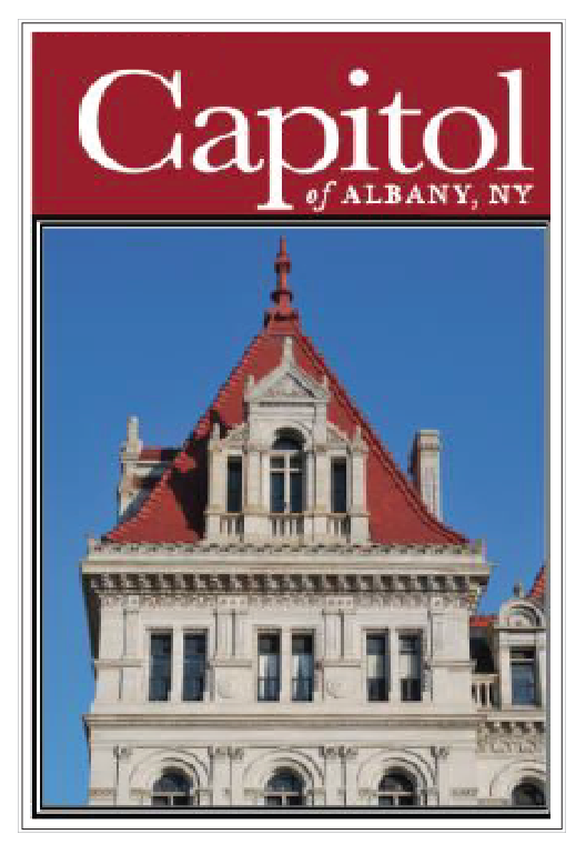 THE CAPITOL Tower – Albany, NY (Color)