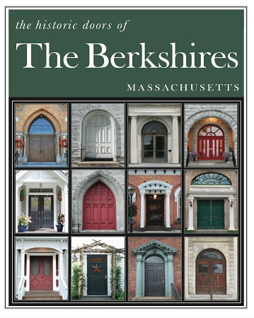 "11"" x 14"" Hand-Signed Print - Historic Berkshires Doors (VERTICAL)"