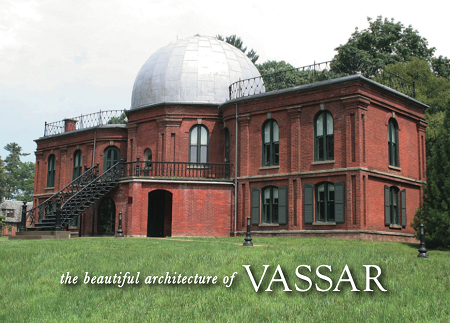 "5"" x 7"" Greeting Card - Vassar Beautiful Architecture  (HORIZONTAL) - Maria Mitchell Observatory"