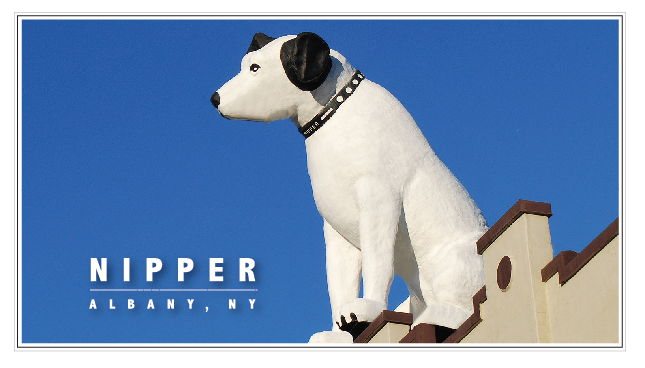 NIPPER – (Color)