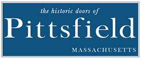 the historic doors of Pittsfield, MA