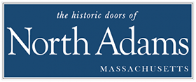the historic doors of North Adams, MA