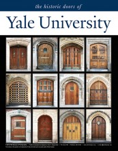 "18"" x 24"" Poster Print - Historic Yale Doors  (VERTICAL)"